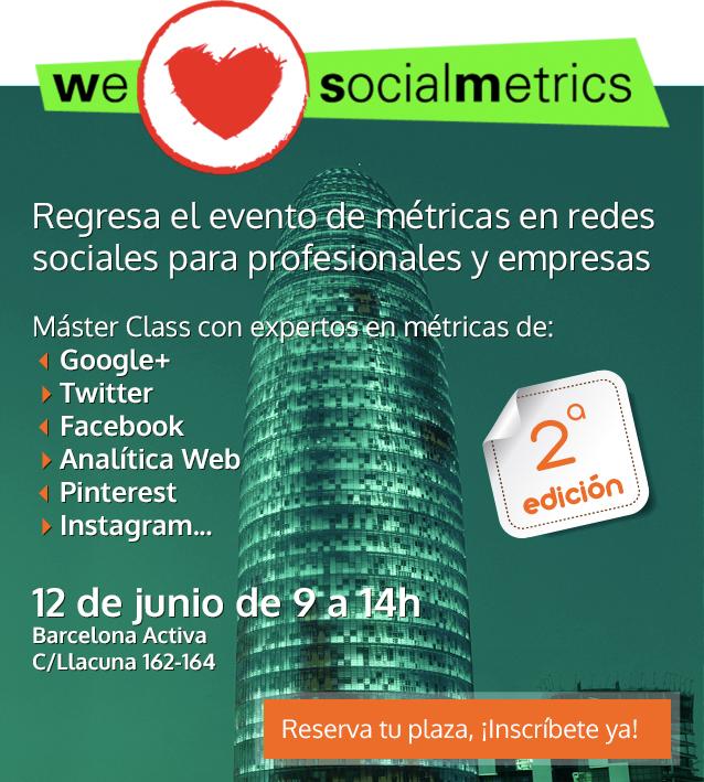 We Love Social Metrics