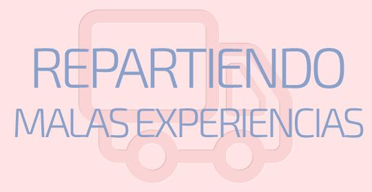 Repartiendo malas experiencias