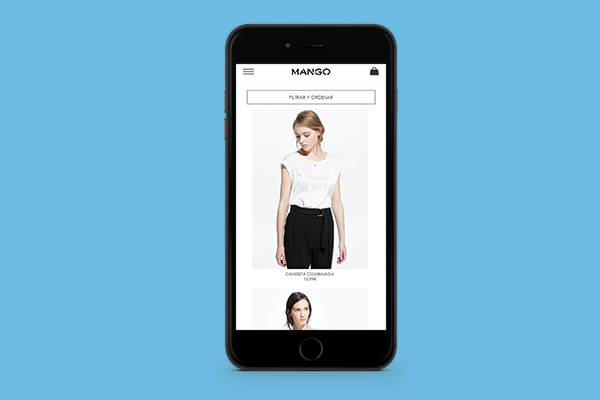 Mobile Quick Wins UX Fashion Retail